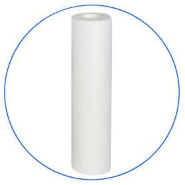 Φίλτρα  Ιζημάτων-Στερεών Σωματιδίων FCPS20 20micron 10″ AQUA FILTER(USA)