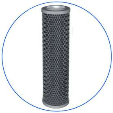 Big Blue 20″ X 4,5″ Φίλτρο Συμπαγούς Ενεργού Άνθρακα Silver Series FCCBL-S 20BB