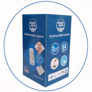 Φίλτρο Βρύσης Ανταλλακτικό Aqua Pure AP 3000 - 3 new