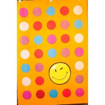 Χαλί SMILEY 100X150 σχ. 8904 χρ. κίτρινο