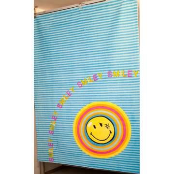 Χαλί SMILEΥ 140X200 σχ. 8902 χρ. μπλέ
