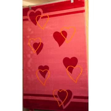 Χαλί LUNA 110X170 σχ. 6783Α χρ. pink