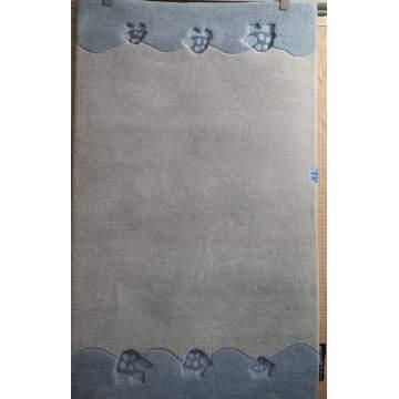 Χαλί Guy Laroche Tartle 90X150 χρ. μπλέ