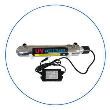 Σύστημα Λάμπας Υπεριώδους Ακτινοβολίας UV Aqua Pure UV-P16W