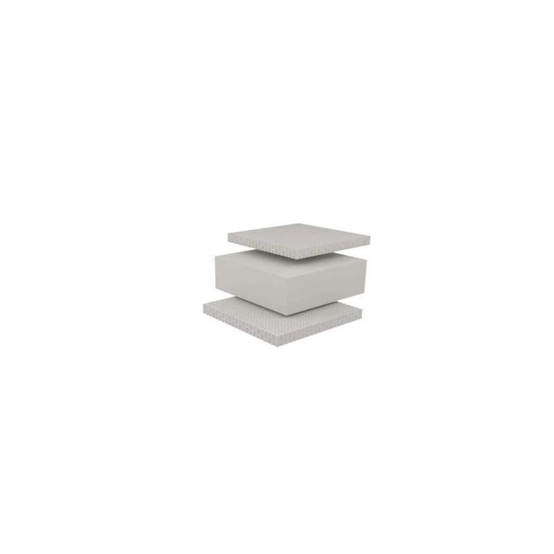 Στρώμα Dunlopillo ALPINE PLUS από Φυσικό Τalalay Latex+Foam plus, Υπέρδιπλο 181-190X200cm
