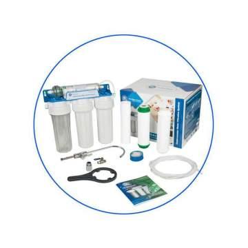 Σύστημα Επαγγελματικό Κάτω Πάγκου 4 Σταδίων FP3-HJ-K1 Της Aqua Filter.