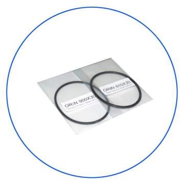 Φλάντζες O-ring Φίλτροθήκης Aqua Pure APSUC 12 SET