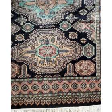 Χαλί χειροποίητο ολόμαλλο CHOLISTAN Πακιστανικό 169Χ242 Σχ. 26924 χρ. μπλέ