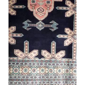 Χαλί χειροποίητο ολόμαλλο CHOLISTAN Πακιστάν 168Χ250 Σχ. 26922 χρ. μπλέ