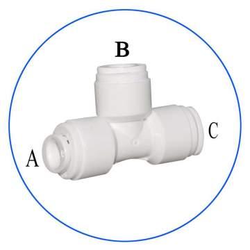 Κούμπωμα Ασφαλείας για Φίλτρα Νερού in-line AQ-AxTUx-W