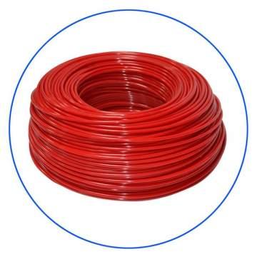 Σωλήνα 6,3mm κόκκινου χρώματος για όλα τα Φίλτρα Νερού και Ψυγείου