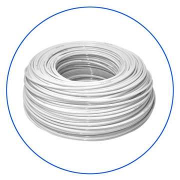 Σωλήνα 6,3mm λευκού χρώματος για όλα τα Φίλτρα Νερού και Ψυγείου