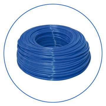 Σωλήνα 6,3mm μπλε χρώματος για όλα τα Φίλτρα Νερού και Ψυγείου