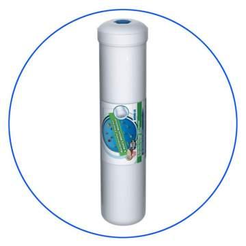 Φίλτρο Ενεργού Άνθρακα XL AICRO-L4 in-line 2,5″Χ12″ 1/4″ της Aqua Filter