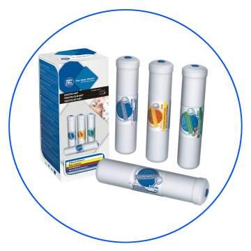 Ανταλλακτικό Σετ Excito ST-CRT Aqua Filter