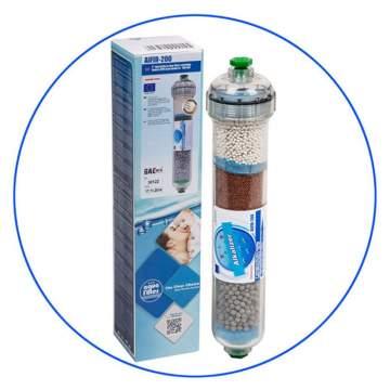 Φίλτρο αλκαλικών ιόντων in-line AIFIR200 της Aqua Filter
