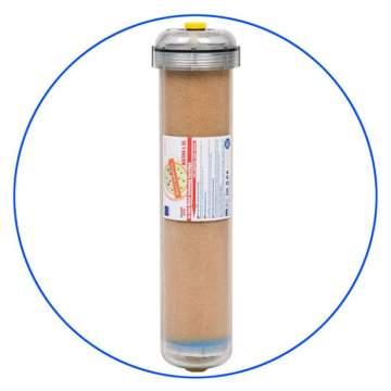 Φίλτρο Aποσκλήρυνσης Aqua Filter In-Line 2,5″X12″ AISTRO-L-CL