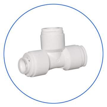 Κούμπωμα Ασφαλείας Ταφ in-line για Φίλτρα Νερού 3/8″ σε 3/8″ AQ-A5TU5-W