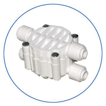 Τετράοδη Βαλβίδα Reverse Osmosis Systems AQ-S-3000W